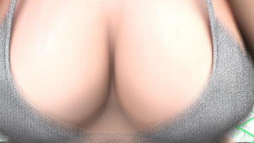 【Libido-Labo 同人】グラドルデビューの激ミニちゃんがビキニの水着姿でテニスをするシチュエーションにて撮影された動画がネットに流出した模様(その2:おっぱいズ~~ム!編)