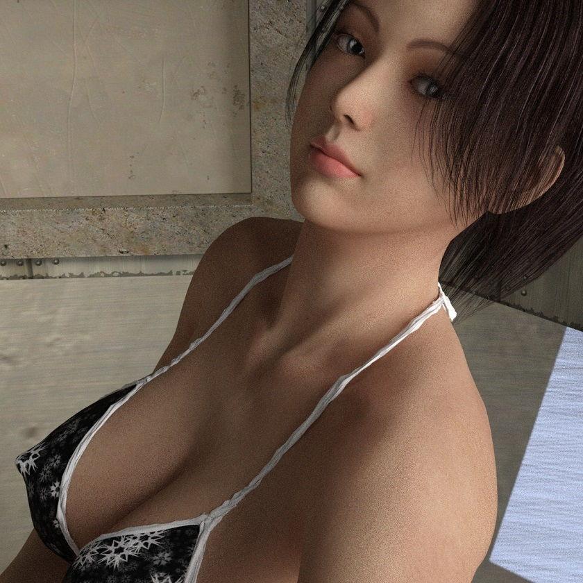 【キンク文庫 同人】美女からペニバン責め