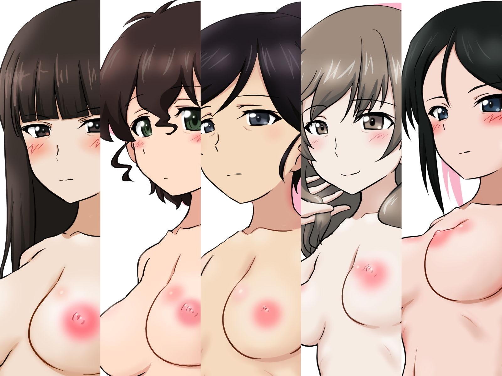 性教育教材になった女たち -戦車少女のママ+A篇-【作品ネタバレ】