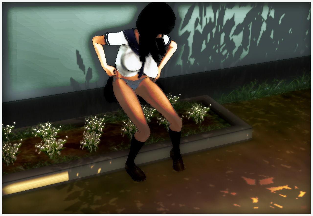 【いちごマリ凛 同人】ヤバい写真~少女の秘密の糞尿写真