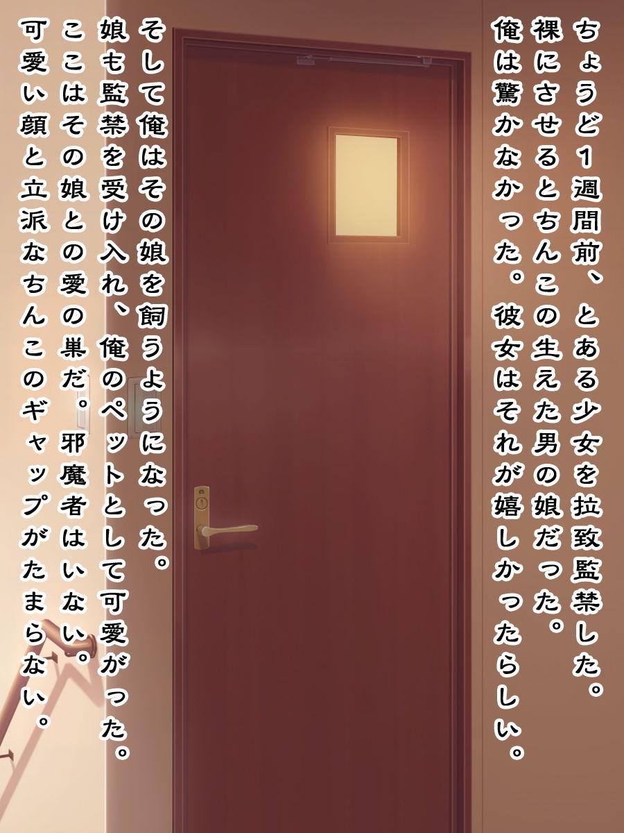 【Kitakaze 同人】催眠&監禁セックス<男の娘2作>