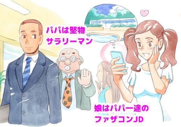 【pinknoise 同人】やっぱりパパが好き~プライベートプール~