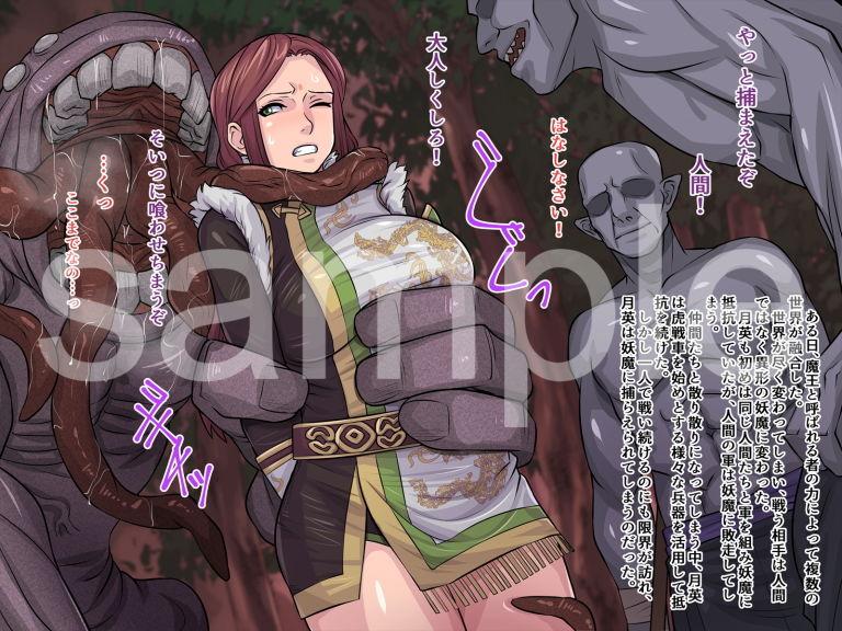 【無双OROCHI 同人】妄想オロチ伝3