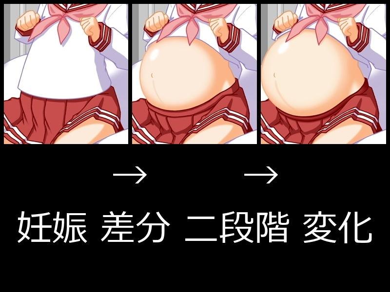 【らき☆すた 同人】妊娠観察4