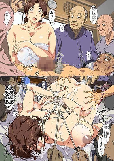 お義母さん美津子 命を賭けた裸の老人蘇生介護妻