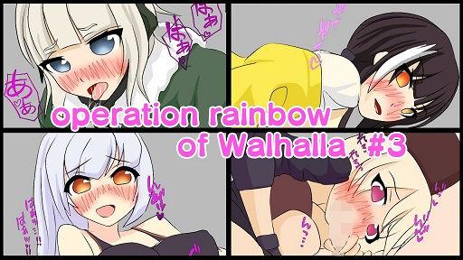 operation rainbow of Walhalla #3