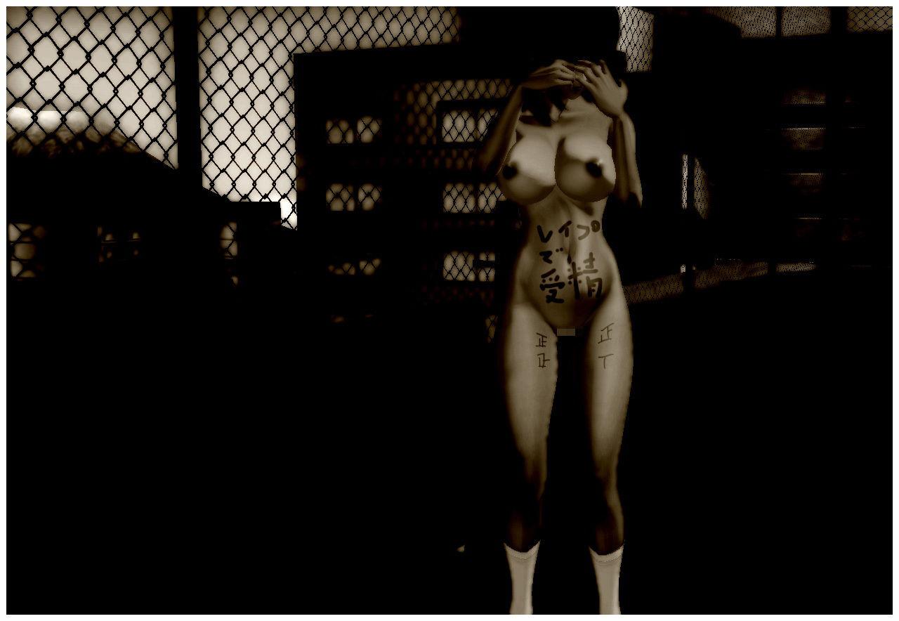 【3本セット】ヤバい写真集~集団暴力・強●露出・卑猥なラク●●~のサンプル画像3