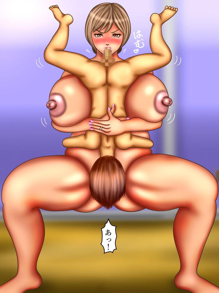美人だけど恐い友達ママのお風呂を覗いてお仕置きされたのサンプル画像10