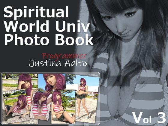 『スピ系SFドラマZyklus』のJustina Aalto写真集Vol.003