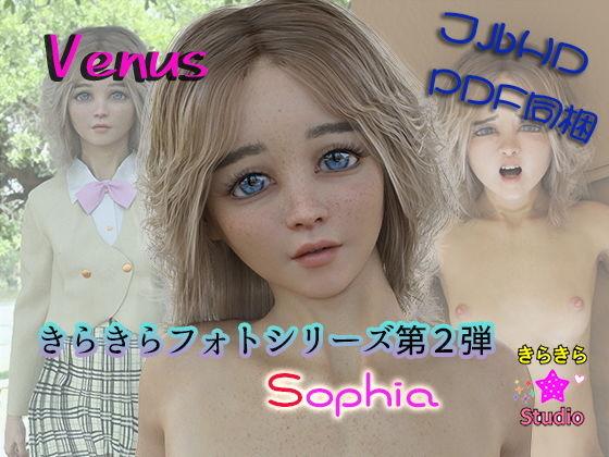 ヴィーナス きらきらフォトシリーズ第2弾