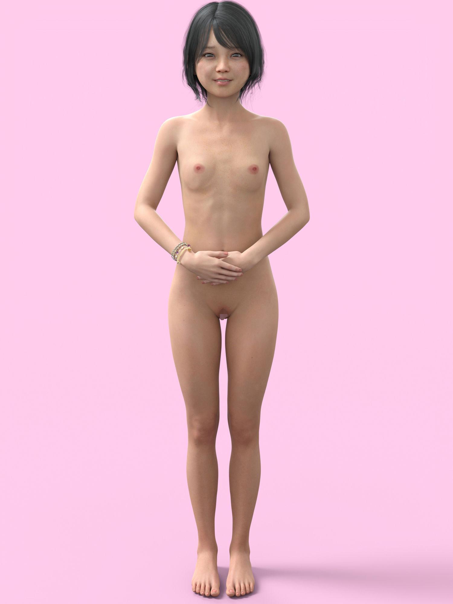 3DCG_エロ漫画同人誌 本作品のサンプル画像