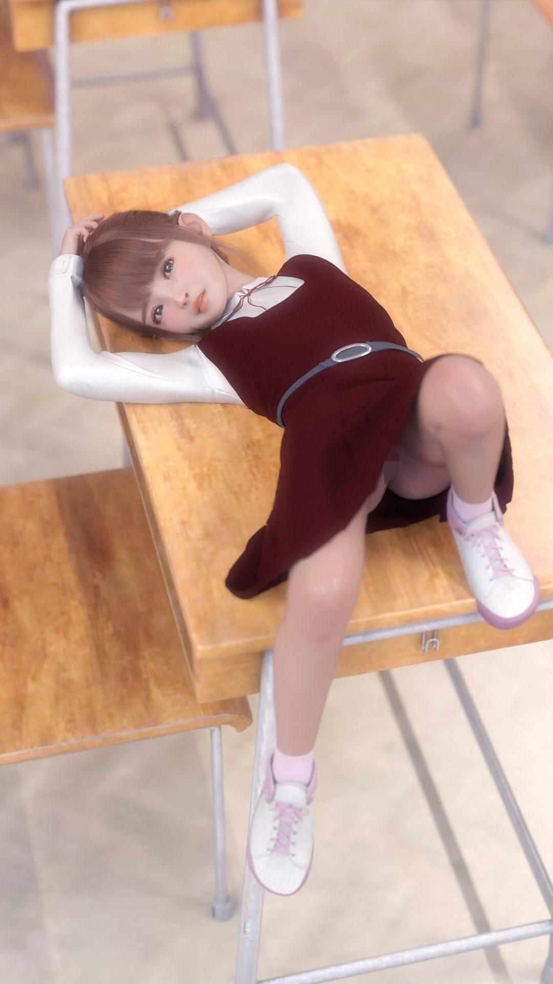 小柄な彼女のサンプル画像8