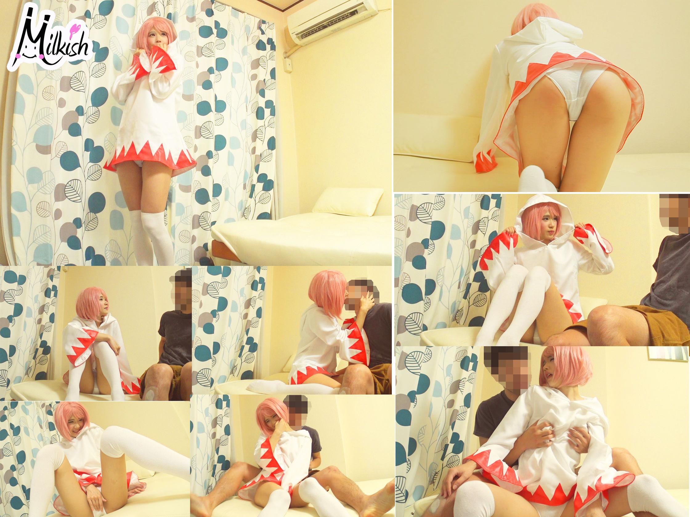 関西弁のマジ可愛いレイヤーことねちゃんと再びコスプレセックス F○? 白魔○士 ○ナでラブラブガチ絶頂SEX ことねちゃん画像no.1