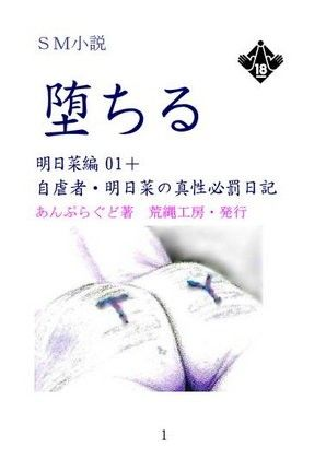小説「堕ちる  明日菜編01」プラス