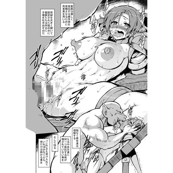 FANZA 同人【Prison 蛮族の檻】