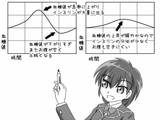 【無料】走れ!ダイエット部!04話