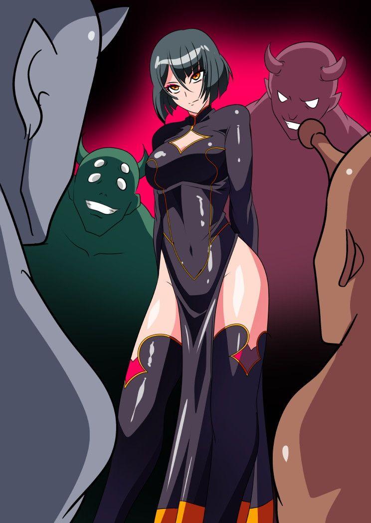 Heroine Harassment 純潔の退魔師アキナ2