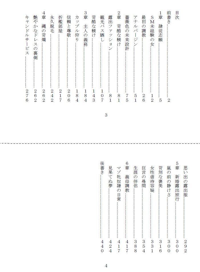 【SMX工房 同人】初心妻志願奴隷