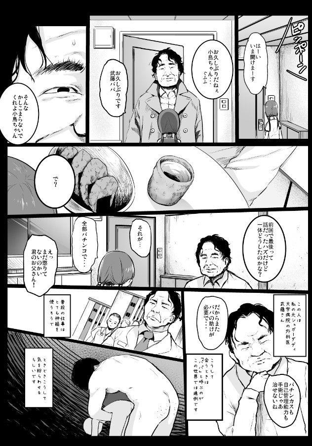 【コワレ田ラジ男 同人】援交日誌~小泉ことりの場合~