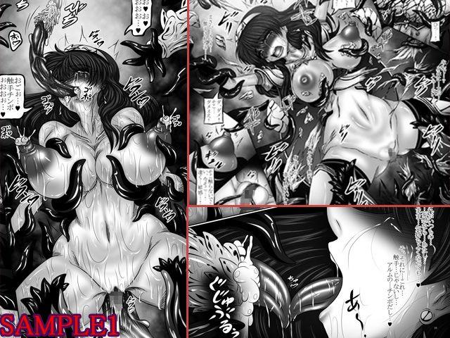 【ファイアーエムブレム 同人】堕触受胎録Echoes~変態繁触便姫セリカ~