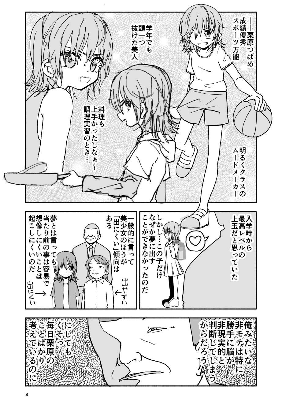 【太ったおばさん 同人】誘惑しないで栗原さん!+変身ヒロイン栗原さん!