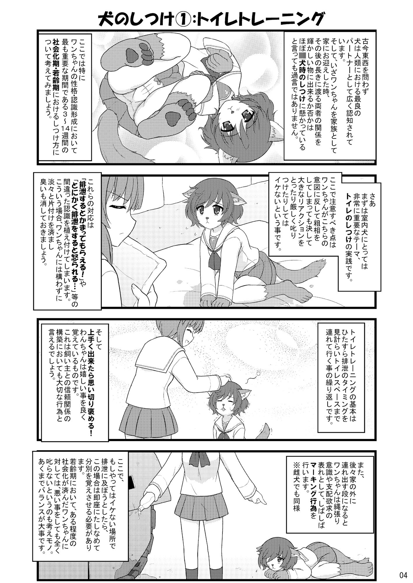 【西住みほ 同人】ヒドいガルパンの総集編本