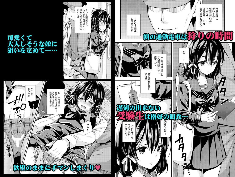 【Sugar*Berry*Syrup 同人】恥辱の痴○電車2~狙われた受験生~