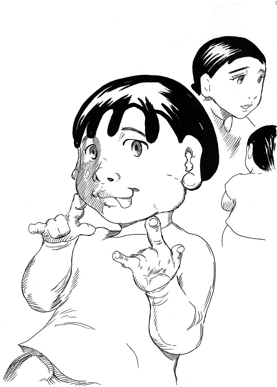 【N-zumi-ha 同人】悪童棒虐