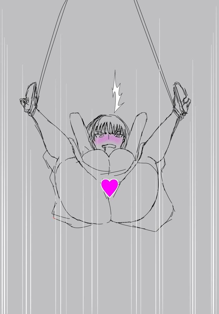 【地獄のフブキ 同人】ドスケベダンジョンver1.5vsエスパー姉妹