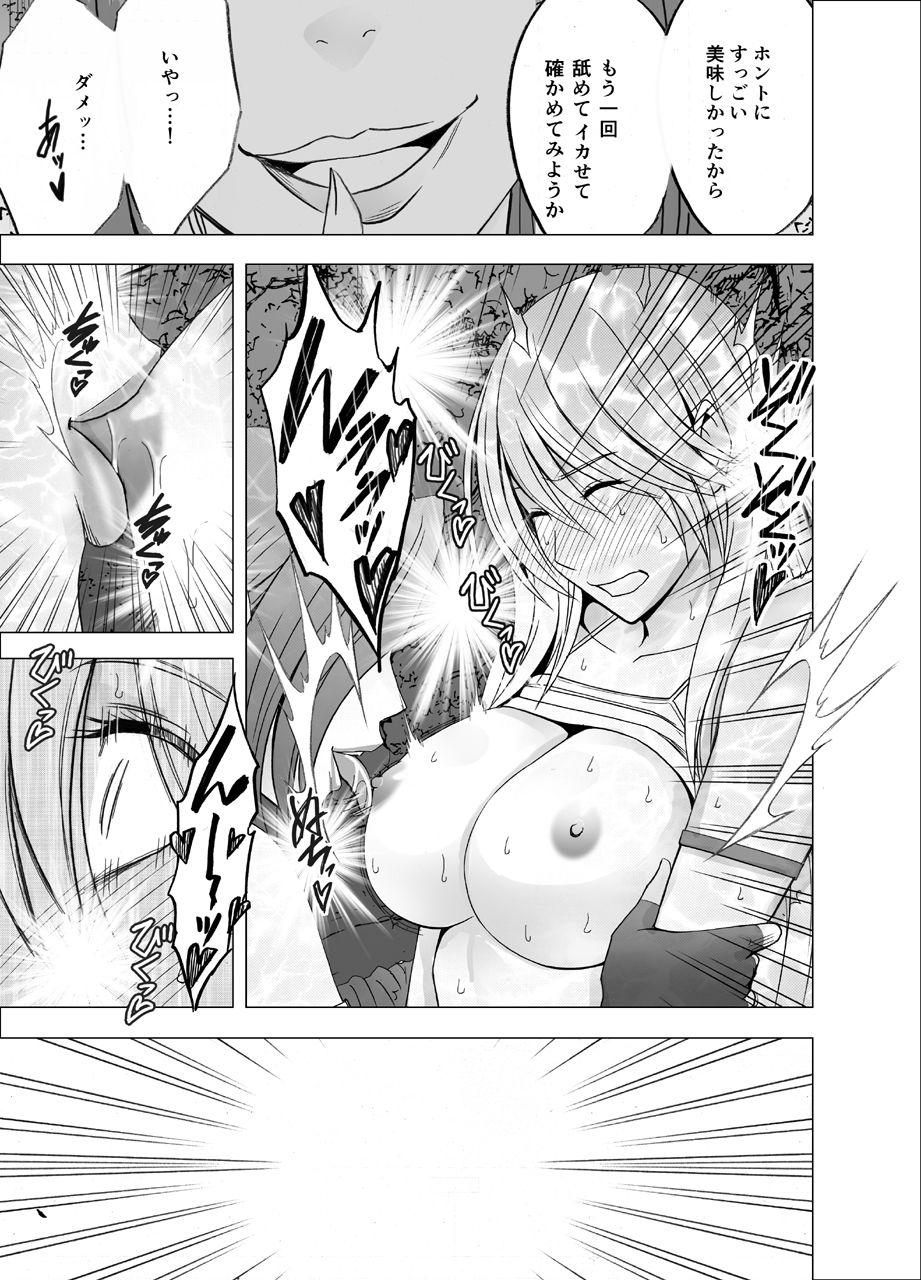 『新退魔士カグヤ4/クリムゾン』 同人誌