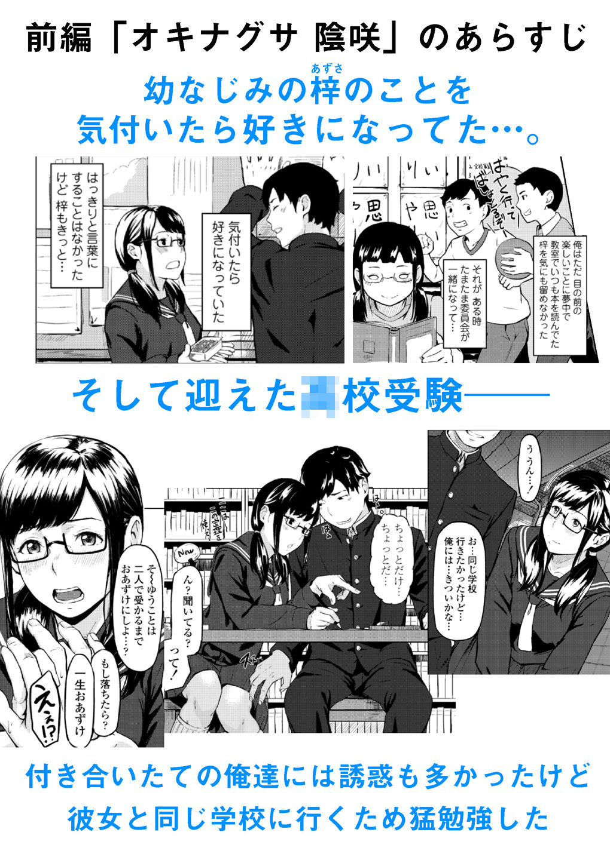【三崎 同人】オキナグサ初咲