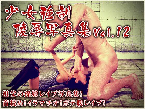 少女強制陵辱写真集 Vol.12(FANZA独自修正版)