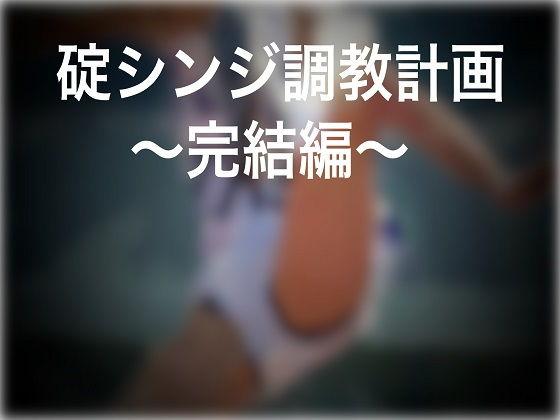 碇シンジ調教計画~完結編~