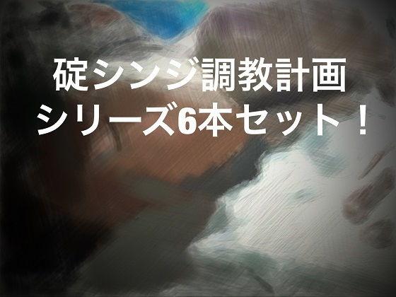 碇シンジ調教計画シリーズ6本セット!
