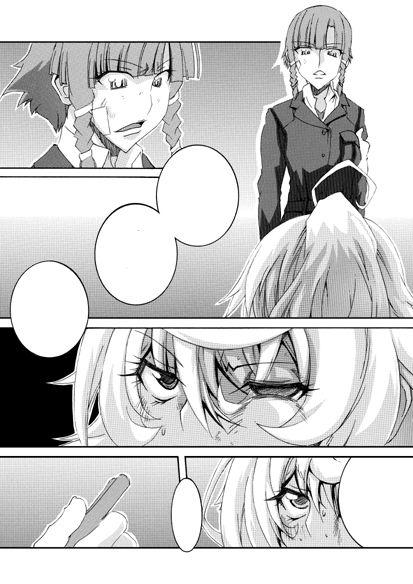 【メアリ 同人】大人戦記vol.02~撃嬢版~