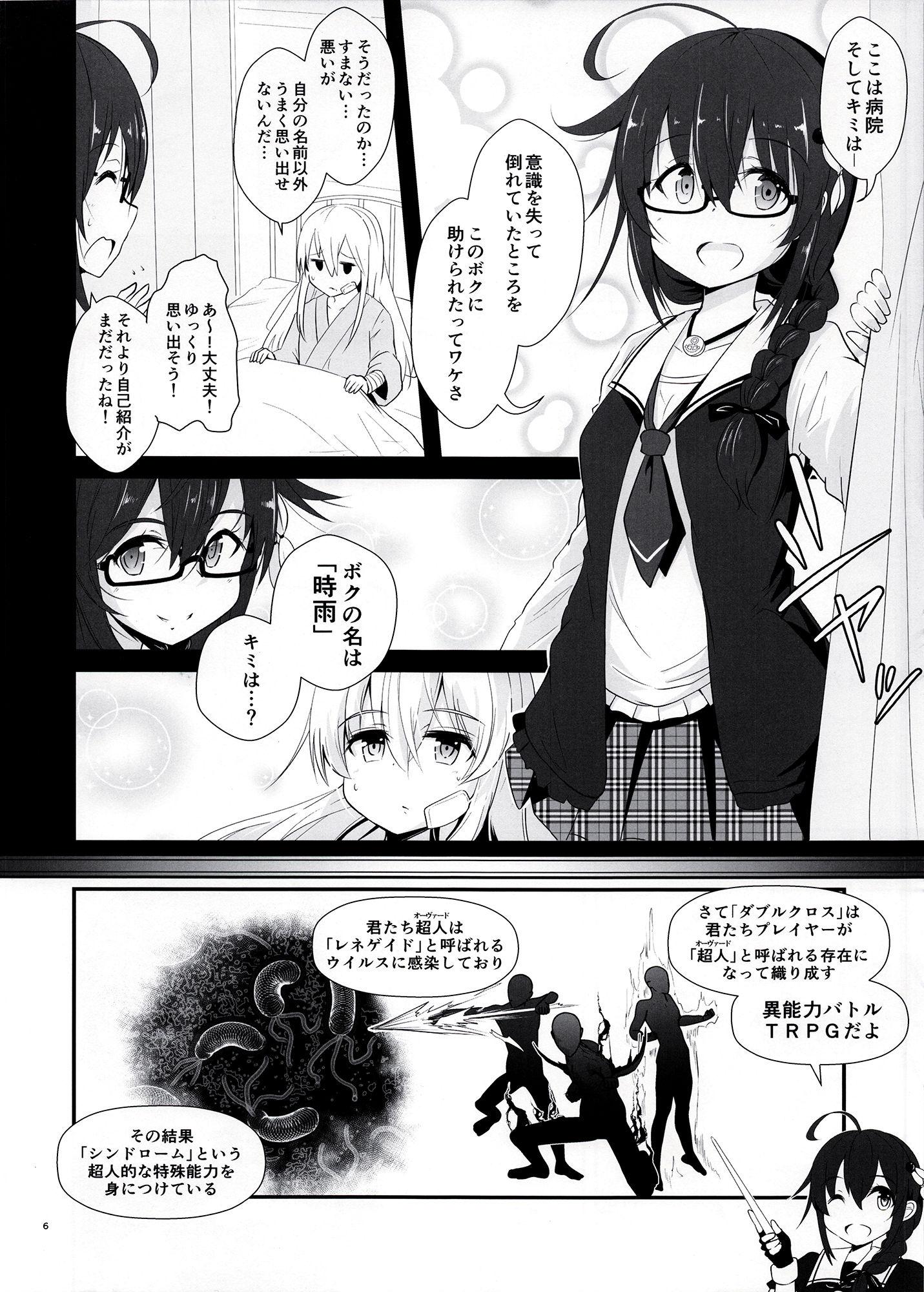 【響 同人】ゲームマスター響~ダブルクロス編~