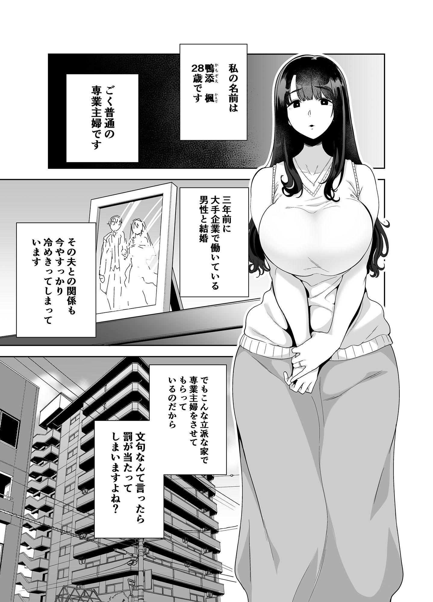 ワイルド式日本人妻の寝取り方 其ノ一