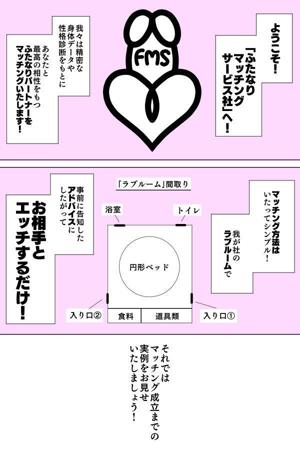 ふたなりマッチングサービス画像no.3