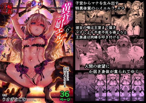 黄昏の娼エルフ6-娼婦にされた未熟なハイエルフ3