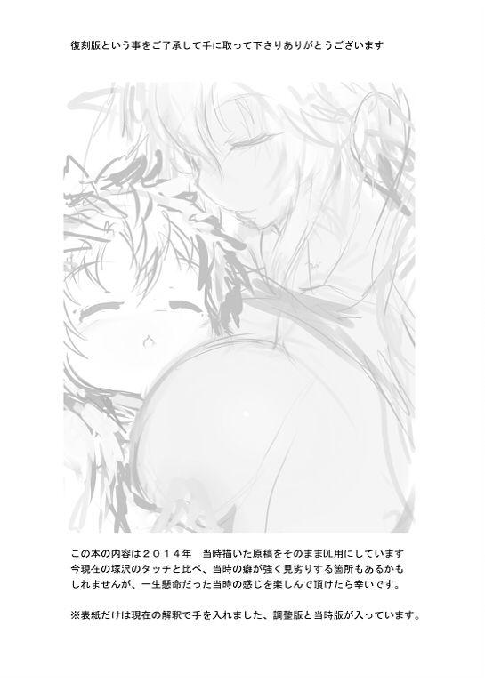【大和 同人】復刻版艦〇れっぱい‐武蔵編-