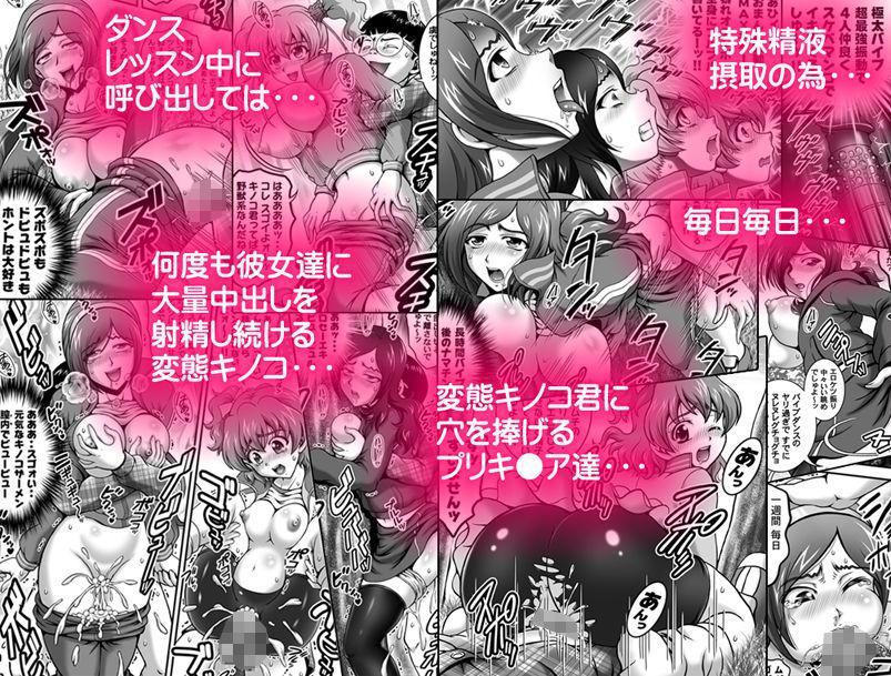 【フレッシュプリキュア 同人】みるくえんじぇるず2~変身ハーレム編~