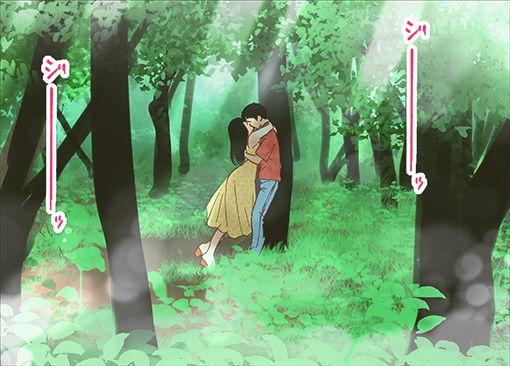 【フルカラー】夏の旅〈ハネムーン〉(初愛~はつあい~5)