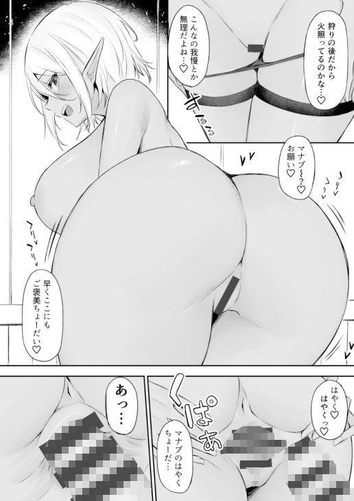 異世界召甘III エルフなお姉さんたちは好きですか?3