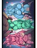 騎空団全滅!謎の星晶獣シコリオナホカ!フルカラー版のサンプル画像9