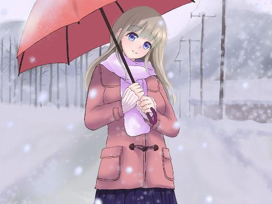 雪籠り、桜のたより