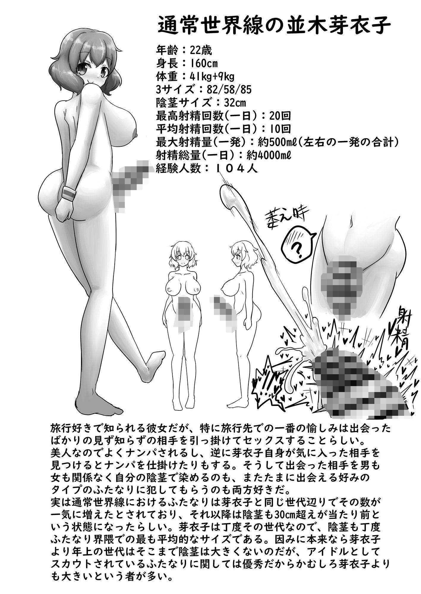 超根超乳世界線のアイドル名鑑2のサンプル画像7