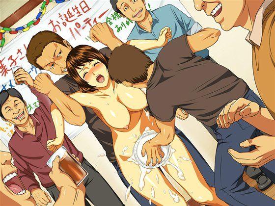 【アトリエ 同人】全裸でヌードモデルをさせられた妻◆地獄編