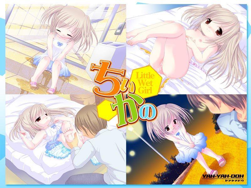 【ワンピース 同人】ちぃかの-LittleWetGirl-