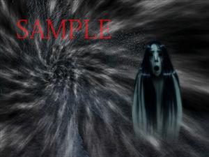 【キュキュキュのQのQ 同人】著作権フリー背景CG素材「トンネル」