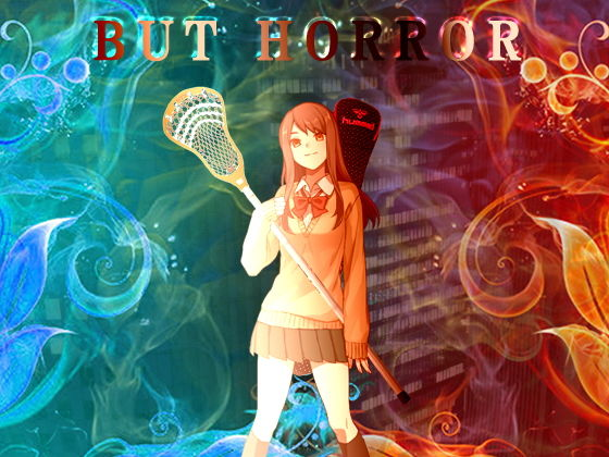 【無料】BUT HORROR #1